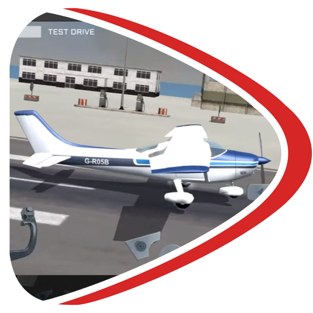 Plane Simulation Games Development | NextGen Simulators
